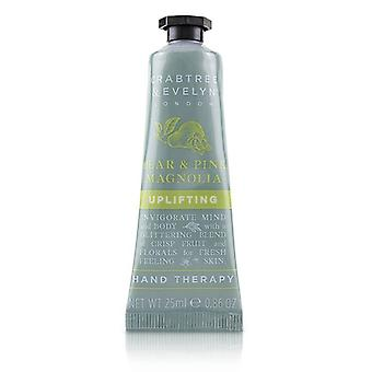 Crabtree & Evelyn Pear & Pink Magnolia Uplifting Hand Therapy 25ml/0.86oz