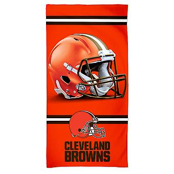 Wincraft NFL Cleveland Browns 3D ranta pyyhe 150x75cm