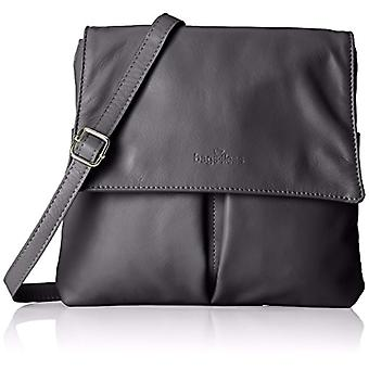 Bags4Less Balta - Donna Grau shoulder bags (Dunkelgrau) 4x26x26 cm (B x H T)