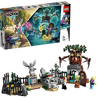 LEGO 70420 Hidden Side Graveyard Mystery Building Set Toy Interactive Augmented Reality Playset