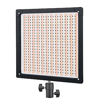 BRESSER LED SH-420A Bi-Color (25 W / 3700 LUX) Slimline Studiolampe