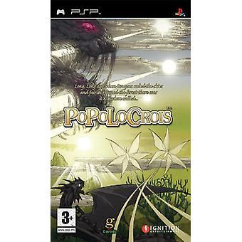 PoPoLoCrois (PSP)-ny