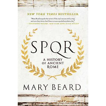 SPQR - A History of Ancient Rome by Mary Beard - 9781631492228 Book