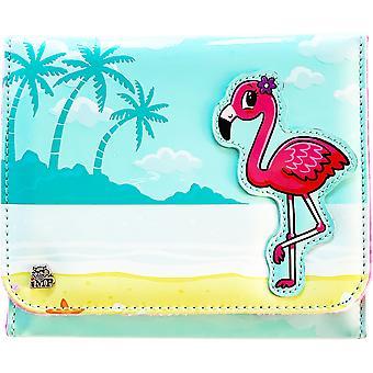Flamingo beskyttende bæretaske (Nintendo 2Ds)
