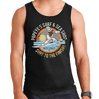 Popeye Surf Sea Shop Men's Vest
