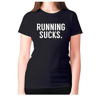 Naisten Funny Gym t-paita isku lause tee hyvät workout-Running imee