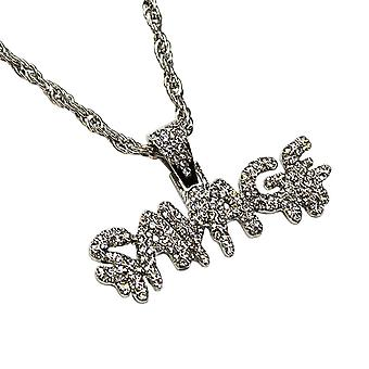 Necklace, Savage-Silver
