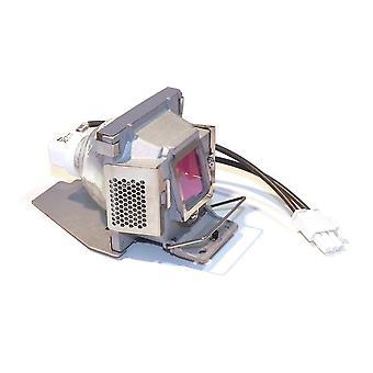 Lampada per proiettore di sostituzione potenza Premium con lampadina Phoenix per ViewSonic RLC-055