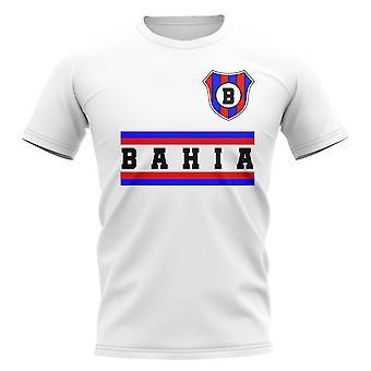 Bahia Core Football Club T-skjorte (hvit)