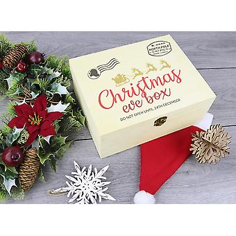 Christmas Eve Box - Keepsake Box - Keepsake Gift
