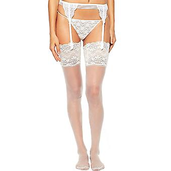 Charnos Bridal Lace Top Stockings