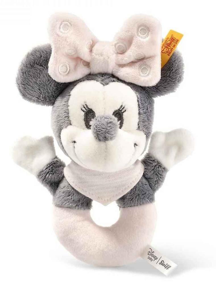 Steiff Minnie Mouse Rattle 13  cm