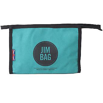 JIMBAG Turquoise Travel Sports Wash Bag