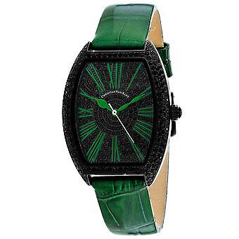 Christian Van Sant Women's Black Dial Watch - CV4846