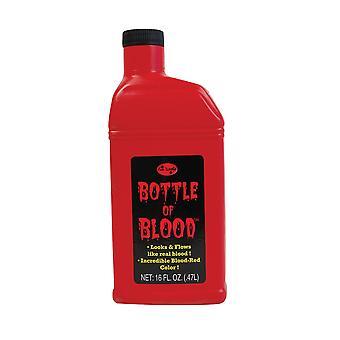 زجاجة من الدم (0.5 لتر).