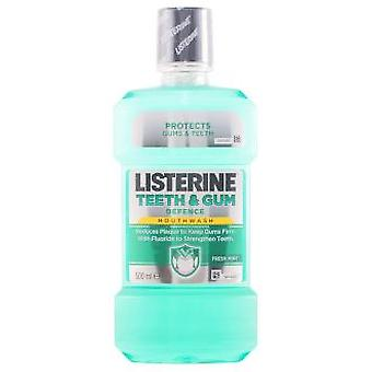 Listerine Zähne / Zahnfleisch (Health & Beauty , Personal Care , Oral Care , Mouthwash)