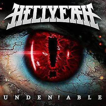 Hellyeah - Unden!able [CD] USA import