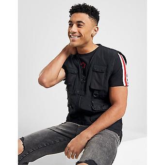 New Supply & Demand Men's Hydro Vest Black