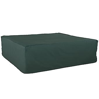 Outsunny Large Patio SetSquare Cover Outdoor Furniture Cover Waterproof-2.3x2.3m