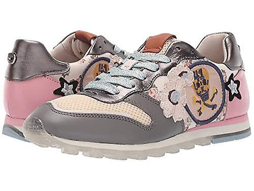 Coach Womens C118 with Mini Vintage Rose Print Low Top Lace Up Fashion Sneakers IiVLw