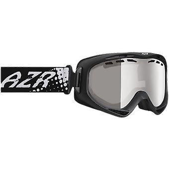 AZR Ski Mask Racer OTG Black Mat