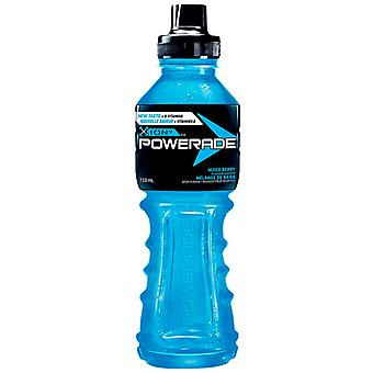 Powerade Ion4 Mix Berry-( 710 Ml X 12 Bottles )