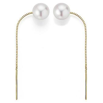 Yana Nesper - Earrings – Women's AP112 with Akoya Beads