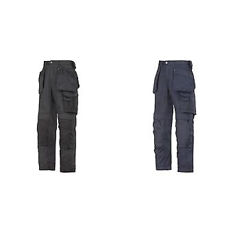 Snickers Mens Cooltwill Workwear Trousers / Pants