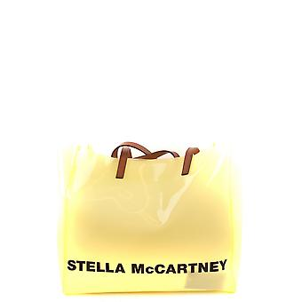 Stella Mccartney Ezbc427004 Damen's Gelb Polyurethan Tote