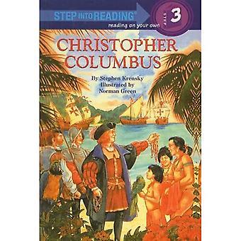 Christopher Columbus (passo em leitura: um livro de etapa 3 (Tb))