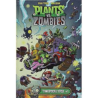 Timepocalypse #1 (Plants vs. Zombies)