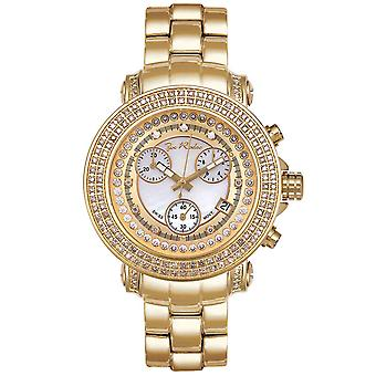 Joe Rodeo Diamond Men's Watch - RIO gold 1.25 ctw