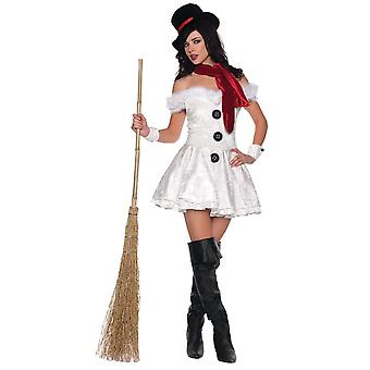 Sexy Snowed Costume for women