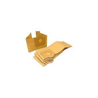 Papirposer X 5