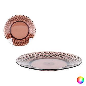 Flat plate Diamond/Green/Ø 19 cm