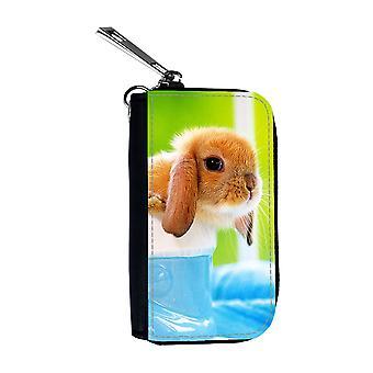 Rabbit Car Key Case