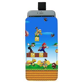 Bolso móvil universal de Super Mario