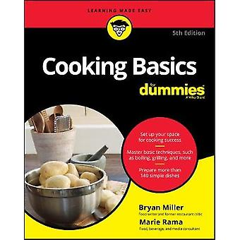 Cooking Basics For Dummies by Marie Rama - 9781119696773 Book