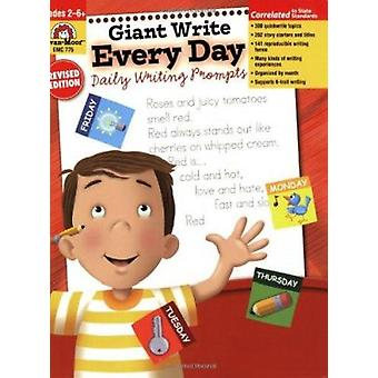 Giant Write Every Day by Evan-Moor Educational Publishers - 978155799