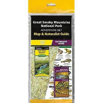 Great Smoky Mountains National Park Adventure Set - Map & Naturali