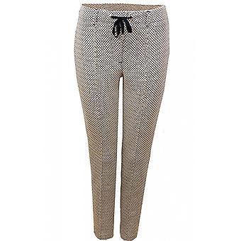 Bianca Geometrik Baskı Pantolon