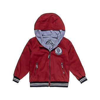 Alouette Boys' Hooded Jacket And Patch