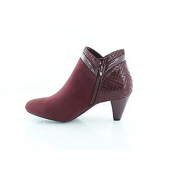 Karen Scott Womens Cahleb amande Toe bottines Fashion