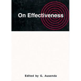 On Effectiveness by Giorgio Ausenda - 9781843830214 Book