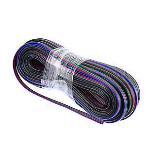 Jandei RGB kábel 4-vodičové RGB a cievky kŕmenie 25 metrov