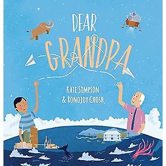 Dear Grandpa by Kate Simpson - 9781911631668 Book