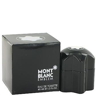 Mont Blanc emblema Eau de Toilette 40ml EDT Spray