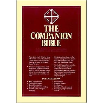 Companion Bible - Bonded Leather by E.W. Bullinger - 9780825422881 Book