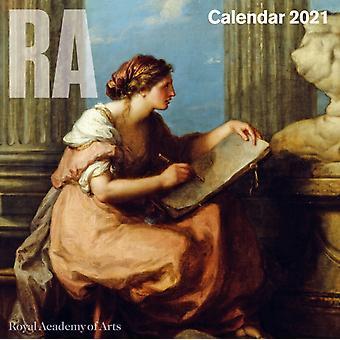 Royal Academy of Arts Mini Wall calendar 2021 Art Calendar by Created by Flame Tree Studio