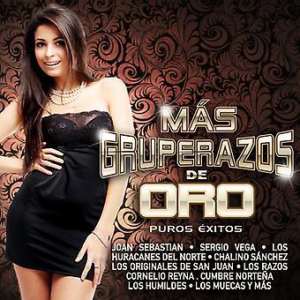 Various Artist - Mas Gruperazos De Oro 2 [CD] USA import